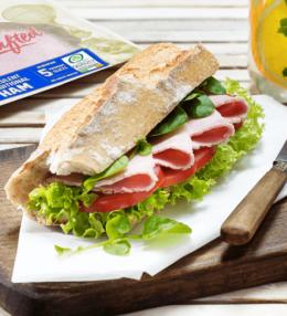 Irish Traditional Ham Roll