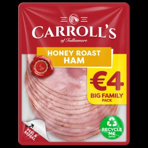 4694 Carrolls Value Honey Roast Ham 3D