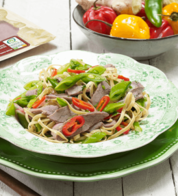 Carroll's Premium Irish Beef Noodles