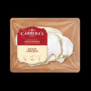 4716 Carrolls Deli Roast Chicken 3D