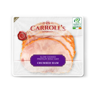 Carroll's Premium Irish Crumbed Ham 3D