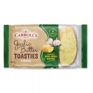 Garlic Butter Toasties